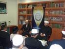الأمين العام مع مفتي جوهر