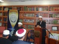Mufti of malaysia dellievering speech