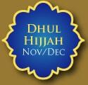 Dhul-Hijjah