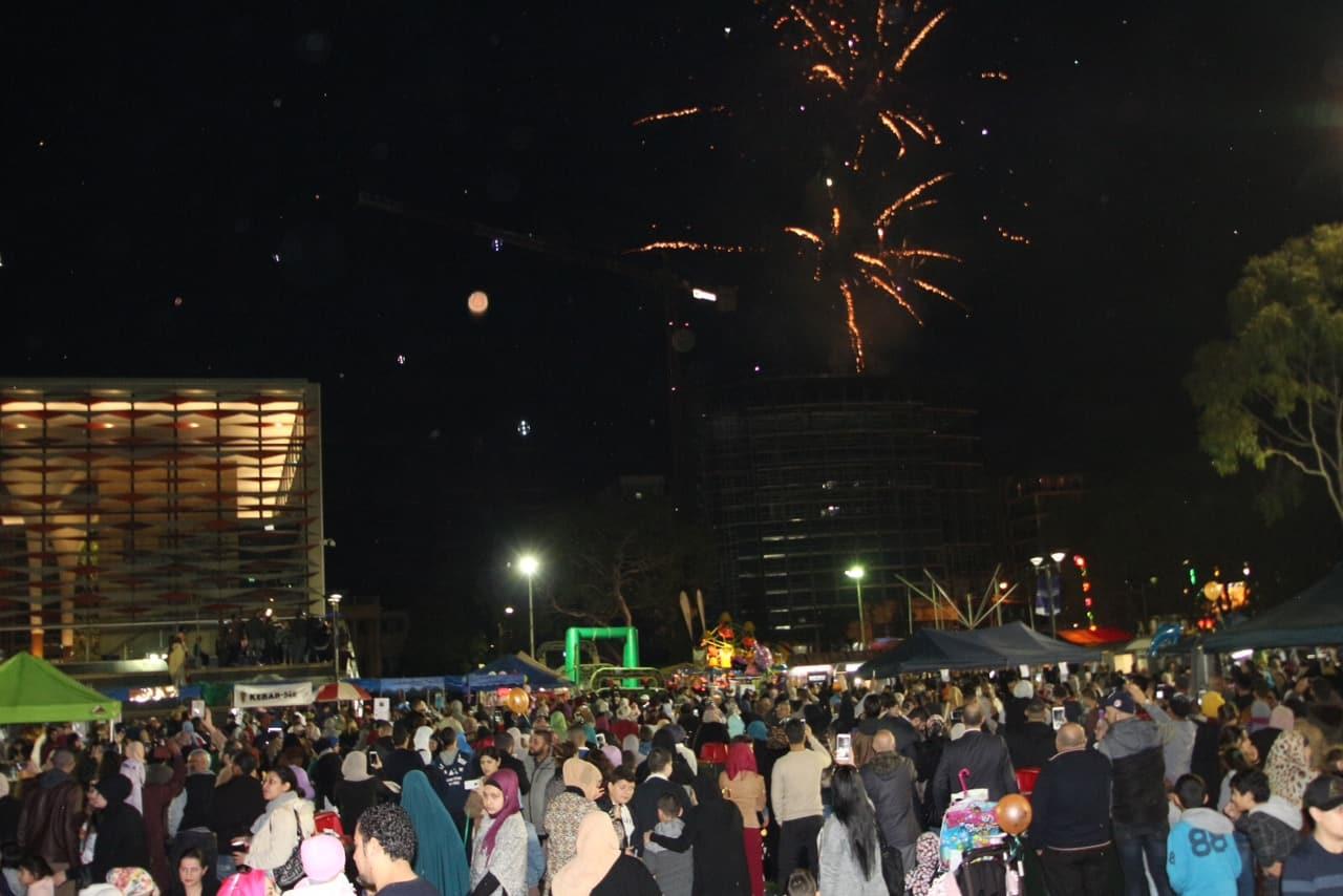 مهرجان سيدني لعيد الفطر السعيد