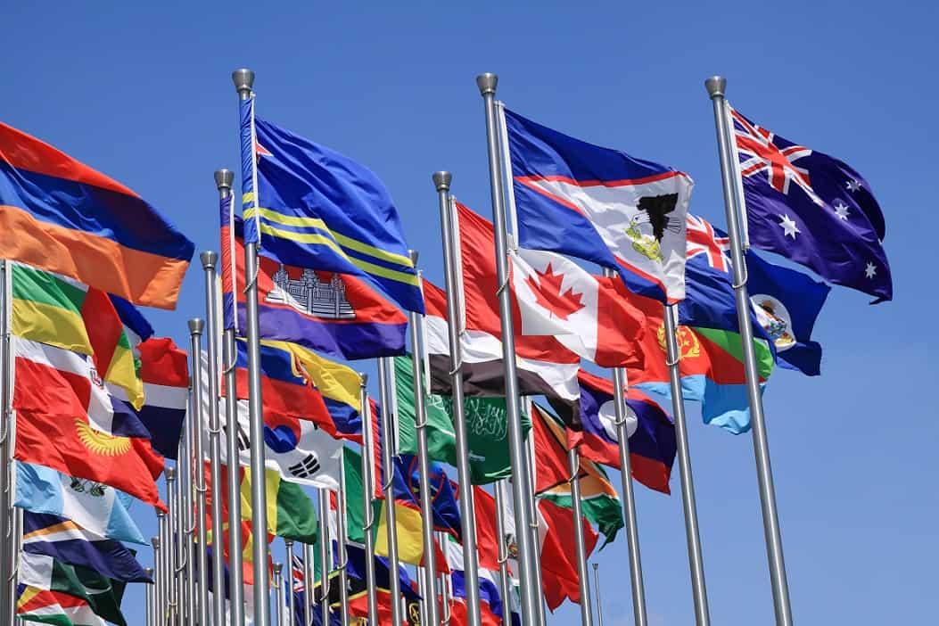 الأحداث والعلاقات الدولية
