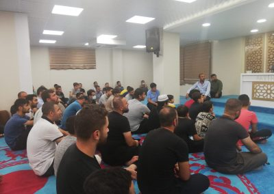 02 Lecture in Adana - Turkey 24 September 2021