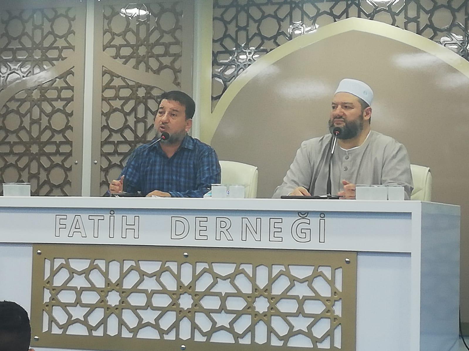 03 Lecture in Adana - Turkey 24 September 2021
