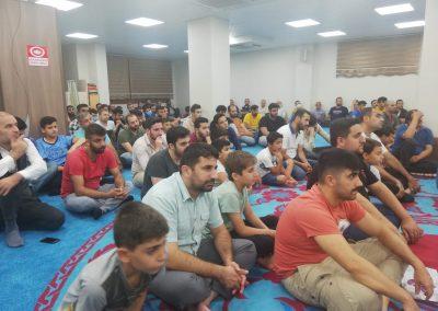 07 Lecture in Adana - Turkey 24 September 2021