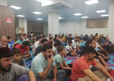 11 Lecture in Adana - Turkey 24 September 2021