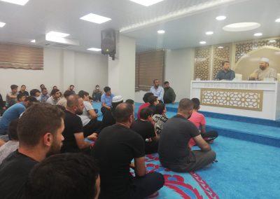 12 Lecture in Adana - Turkey 24 September 2021