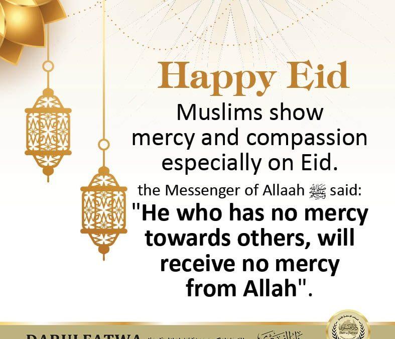 ^Eid Prayer – Best Practice
