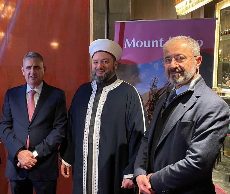 Darulfatwa attends 75th Anniversary – Hashemite Kingdom of Jordan Independence