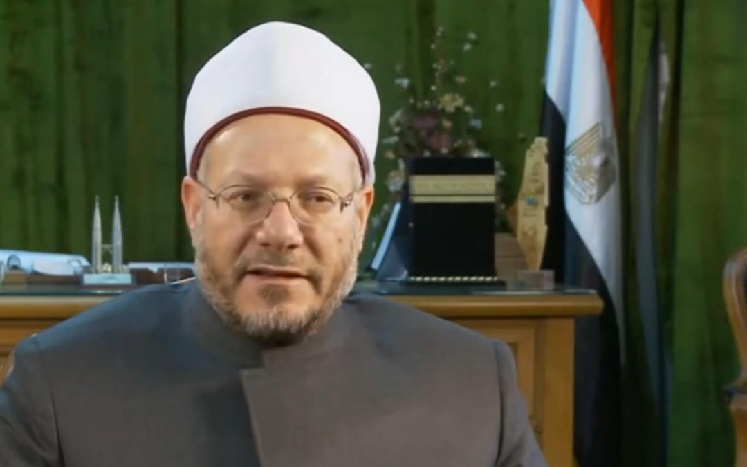Darulfatwa Chairman Congratulates Grand Mufti of Egypt for His Extended Term