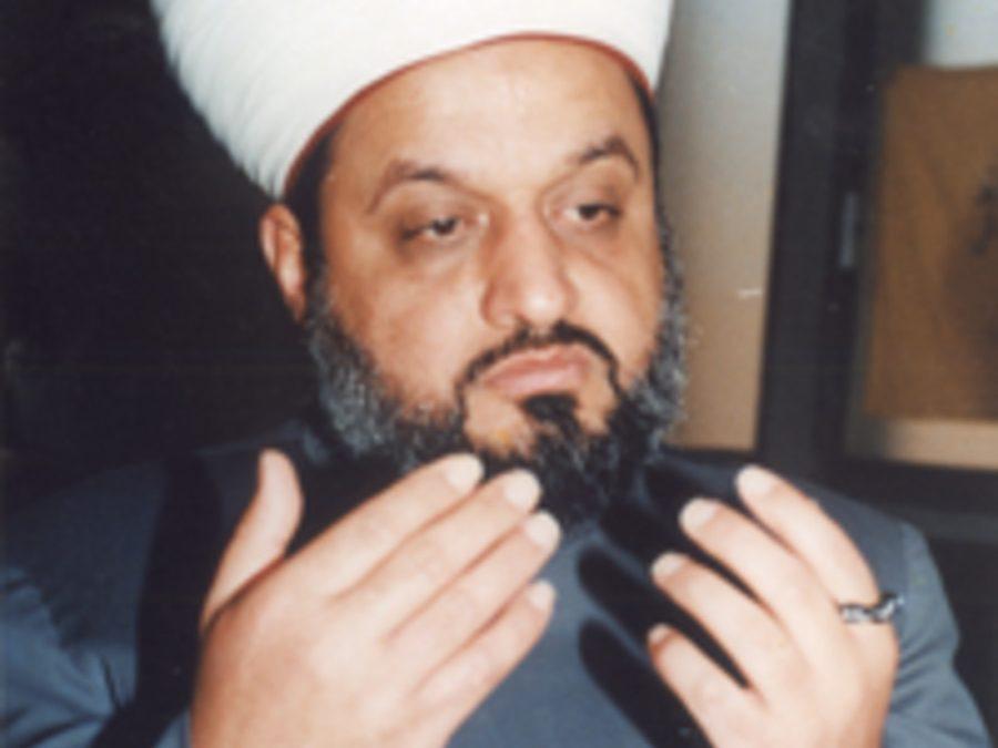 اتصال مع سماحة الشيخ الدكتور سليم علوان على أثير إذاعة نداء المعرفة في ذكرى اغتيال سماحة الشيخ نزار الحلبي