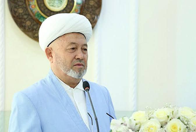 دار الفتوى تنعي وفاة فضيلة الشيخ عثمان خان عليموف مفتي أوزبكستان