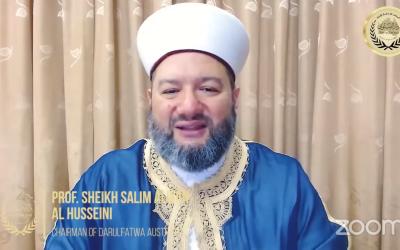 لقاء دولي بمناسبة المولد النبوي الشريف 1443 برعاية دار الفتوى